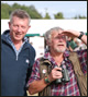 Stephen Moss and Bill Oddie in new talk